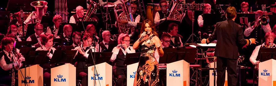 KLM met Belle Perez