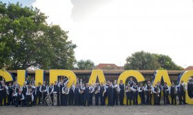 Het KLM Orkest op Curaçao!