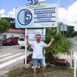 Masterclass/concert International School of Curaçao.