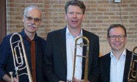 Trombone sectie Bergens Symfonie Orkest