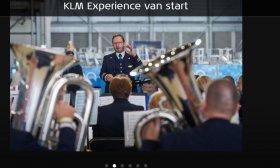 De KLM Experience van start