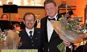 KLM Orkest en Harmonie Katwijk 12 april 2019.