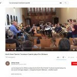 North West Flemish Trombone Quartet